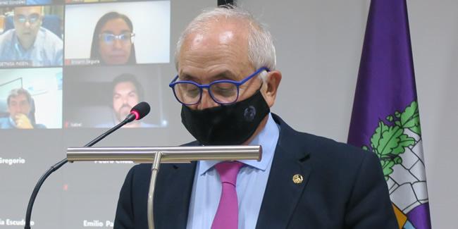 Luis Moral Ordóñez defiende el mantenimiento del proyecto de los túneles de la SE-40