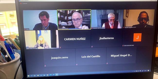 Repaso con Fomento de los proyectos desarrollados en Andalucía