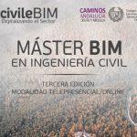 III Edición del Máster BIM en Ingeniería Civil