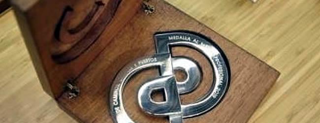 Medallados de la Demarcación