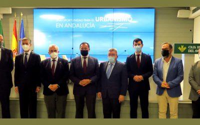 El Decano insiste en alentar el consenso con la Ley LISTA para cambiar una normativa obsoleta y eliminar las rémoras del avance urbanístico en Andalucía