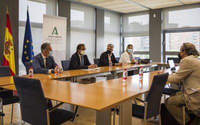 Los Ingenieros se suman al apoyo de los colectivos profesionales en Granada a la futura Ley LISTA