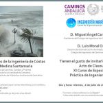 Clase Final y Acto de Clausura del XI Curso de Especialización Práctica de Ingeniería Marítima