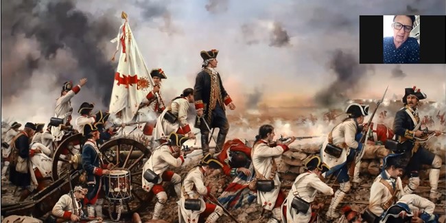 Recordando a Bernardo de Gálvez y la ayuda de España a la independencia de los Estados Unidos