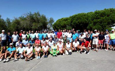 Regreso de récords en la XVII edición del Torneo de Golf Caminos Andalucía