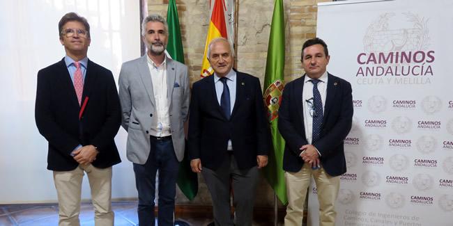 El Metro de Málaga elegido como Mejor Obra Pública Andaluza, y las Conducciones de agua de Huesa (Jaén) la Mejor Actuación de Ingeniería de Ámbito Local en Andalucía